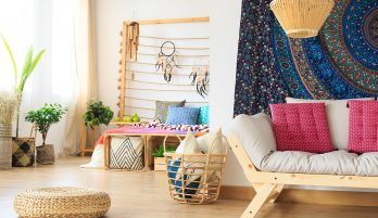 Decoracion-Boho-Chic-una-mezcla-perfecta